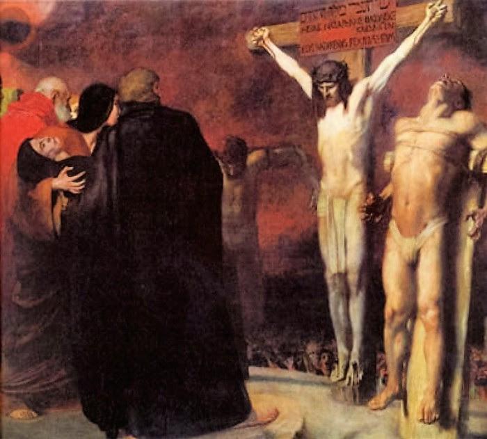Crucifixion    1892 (700x631, 96Kb)