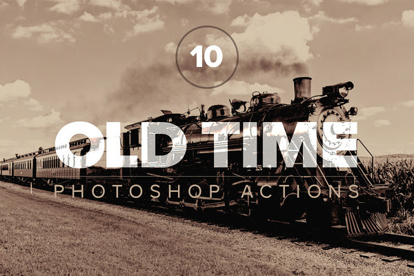 Premium Old Time PS Actions