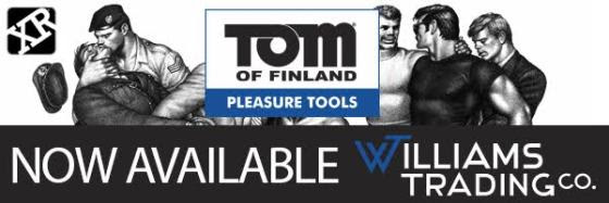 Tom of Finland Available At Williams Trading Company by williamstradingblog