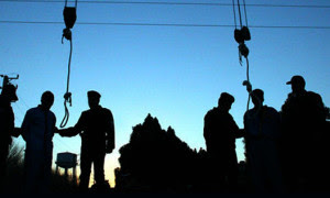Prisoners Executed in Iran
