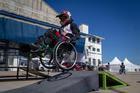 WCMX é a modalidade radical para cadeirantes (Divulgação)