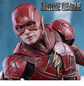 JUSTICE LEAGUE THE FLASH 1/6 SCALE FIGURE