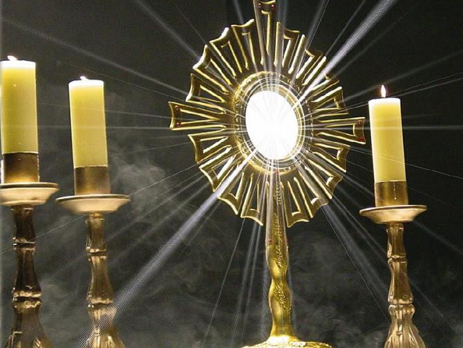 Å»ywy Jezus w Eucharystii - Radio eM Kielce