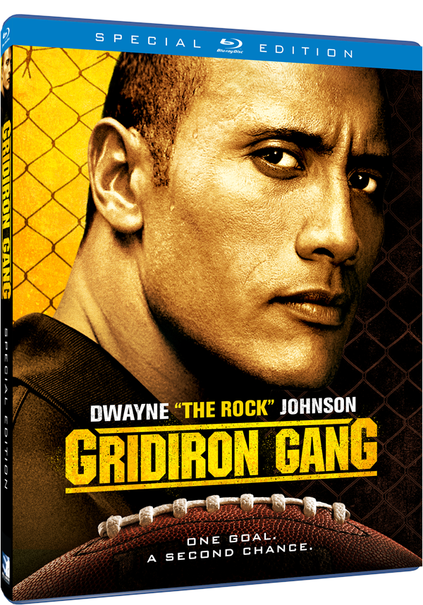 Gridiron Gang - Special Edition – Blu-ray