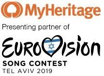 MyHeritage Logo Eurovision