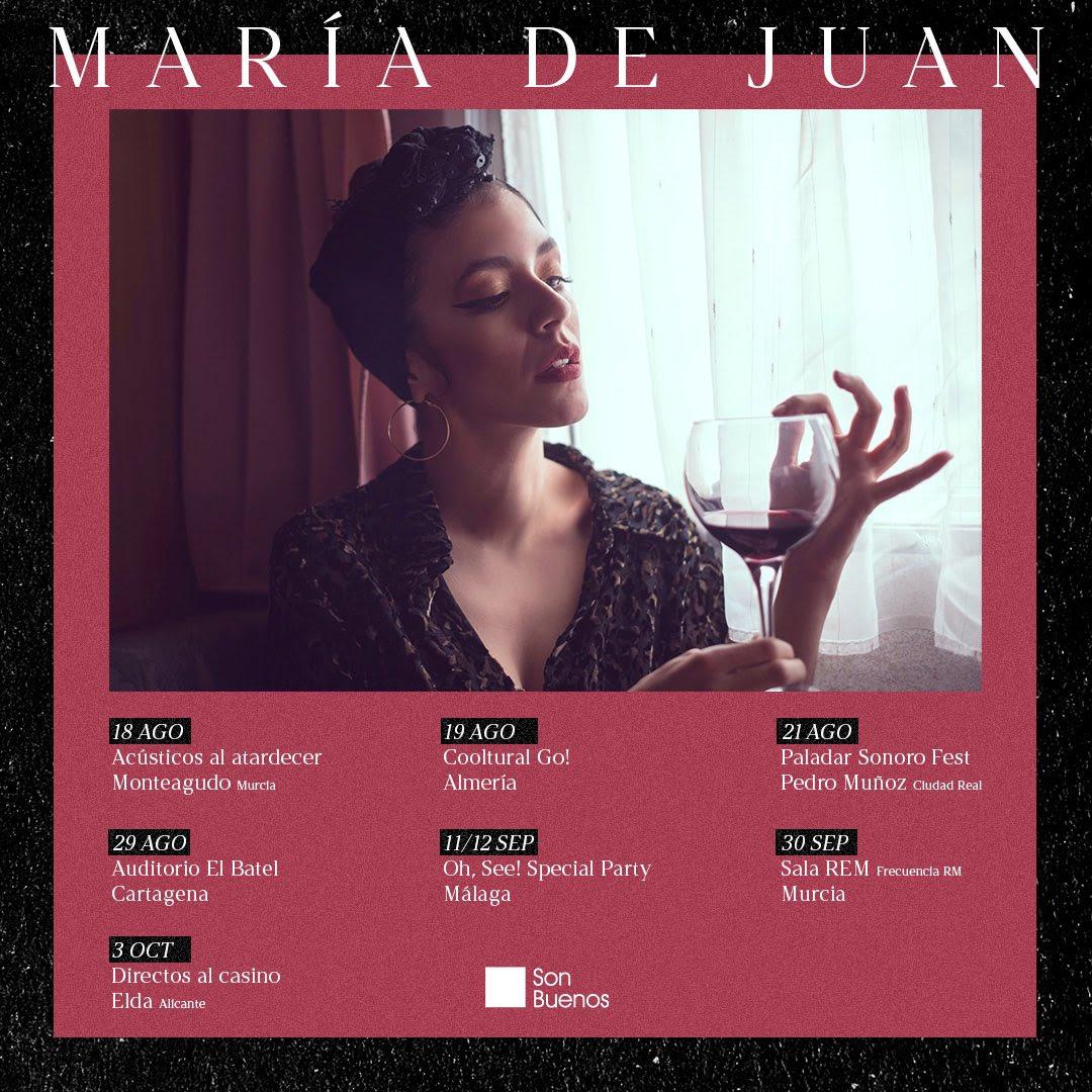 Gira María de Juan