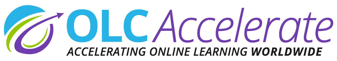 OLC Accelerate 2018 Logo