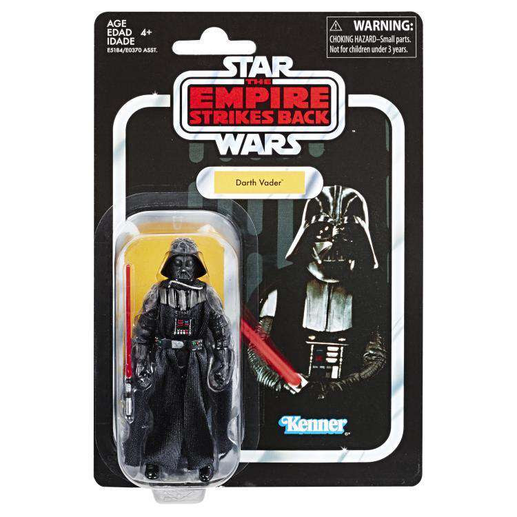 Image of Star Wars The Vintage Collection Action Figures Wave 5 - Darth Vader (ESB)