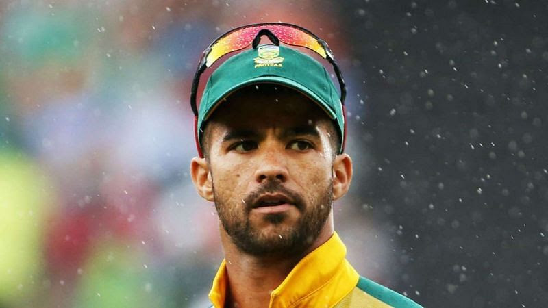 JP Duminy retired from all formats of the game.