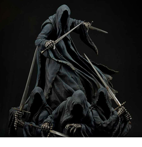 The Lord of the Rings Premium Masterline Nazgul Statue (With Bonus)