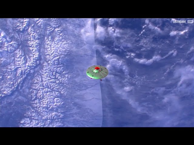 UFO News ~ UFO Disapears into Mountains instantly and MORE Sddefault