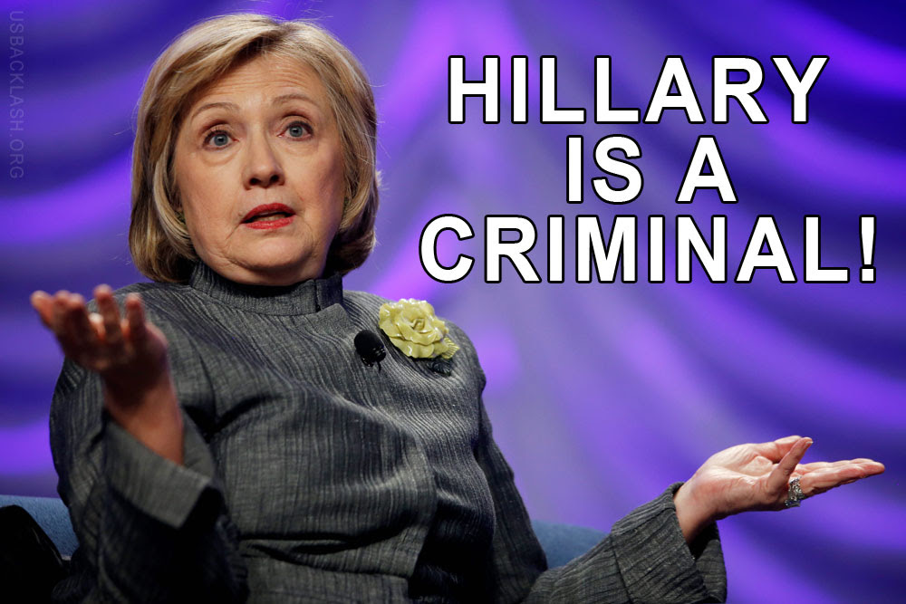 EMAILGATE: This Is Why Hillary Is In Such Serious Trouble---With No Way Out!