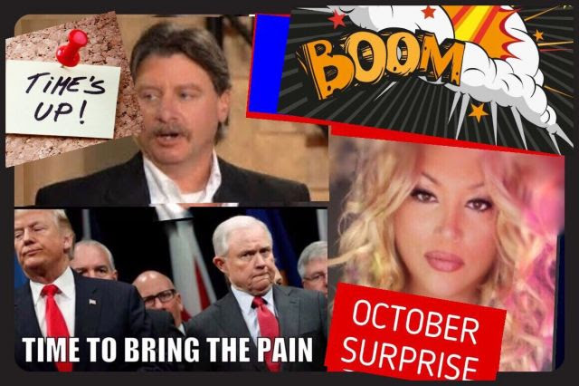 BOOM! Mark Taylor THE PAIN IS COMING! October SURPRISE