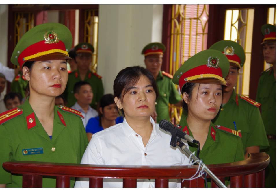 Image result for tran thi nga trial