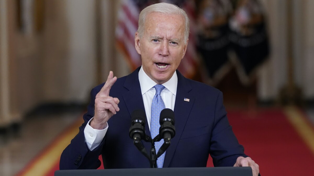 Biden relies on popularity of Afghanistan withdrawal to overshadow the execution