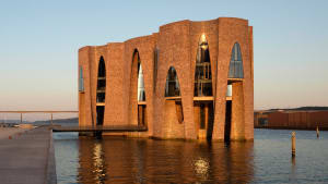 Olafur Eliasson's first building is marvelous