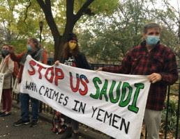 Vigil for Yemen