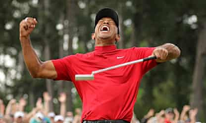 It feels like I have come full circle, says champion Woods