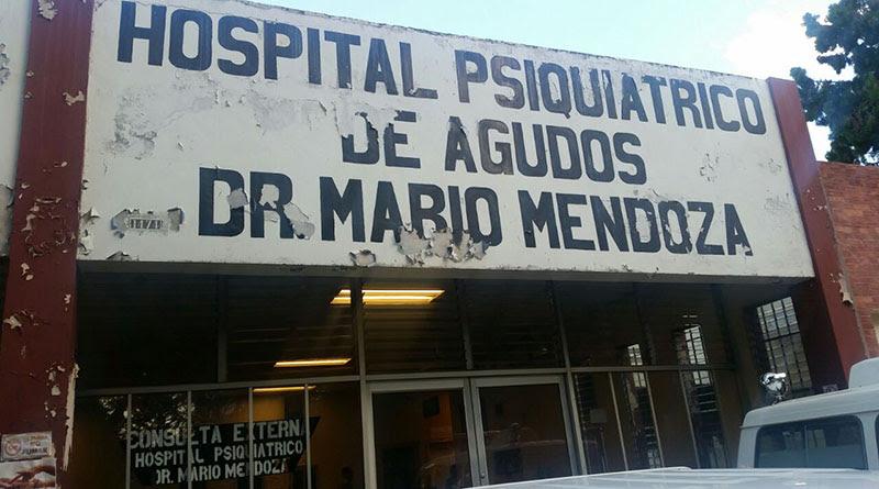 Trabajadores de hospitales siquiátricos