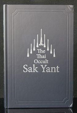 JENX The Thai Occult: Sak Yant