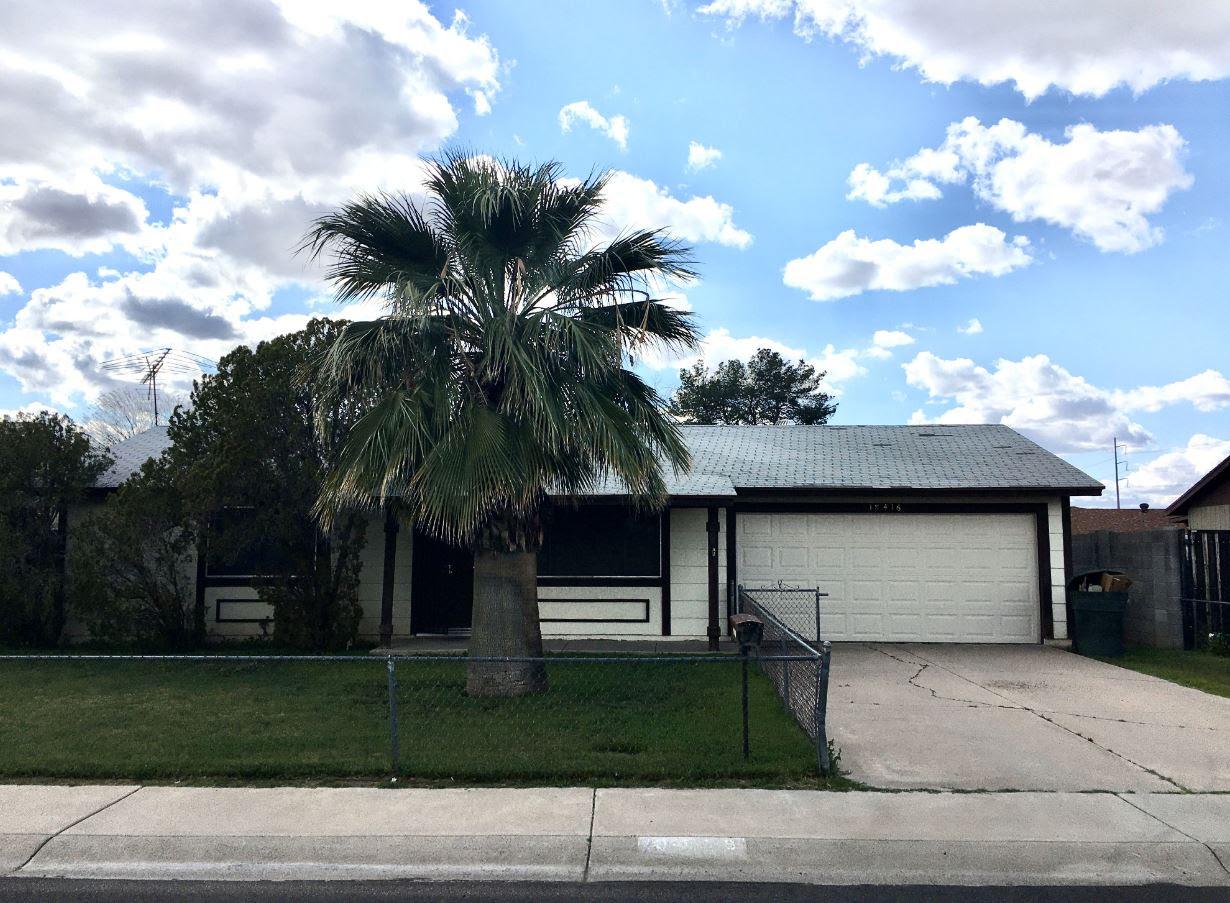18416 N 32nd Ln, Phoenix, AZ 85053 wholesale home