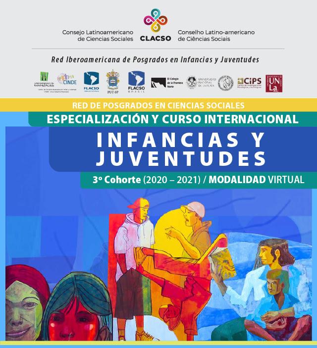 Especialización y Curso Internacional - Infancias y juventudes
