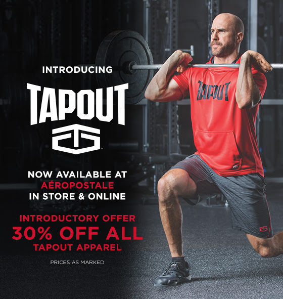 30% Off Tapout Shop Guys