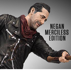 DELUXE NEGAN FIGURE MERCILESS EDITION