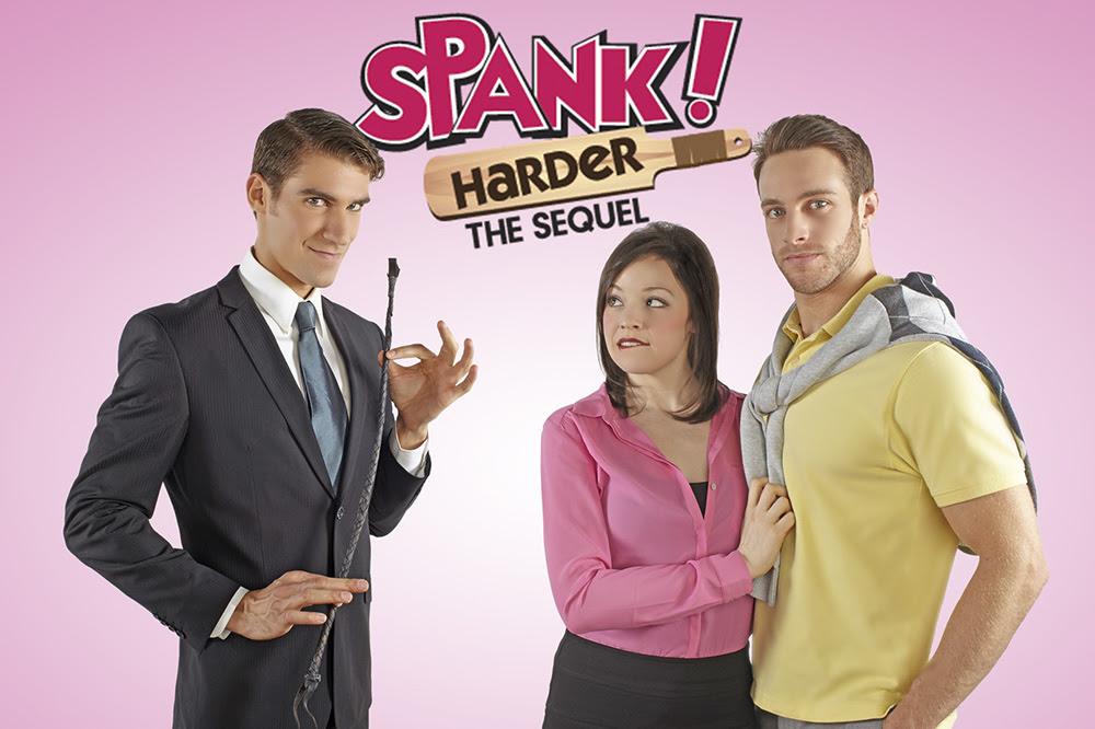 Spank! Harder
