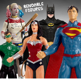 DC BENDABLE FIGURES