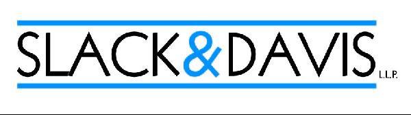 Slack and Davis Logo
