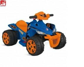 Mini Quadriciclo Elétrico - Adventure Bandeirante