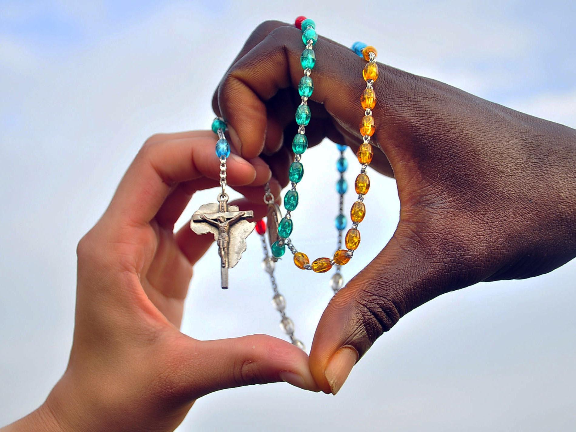 Znalezione obrazy dla zapytania modlitwa za misje