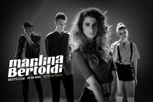 Flyer Marilina Niceto