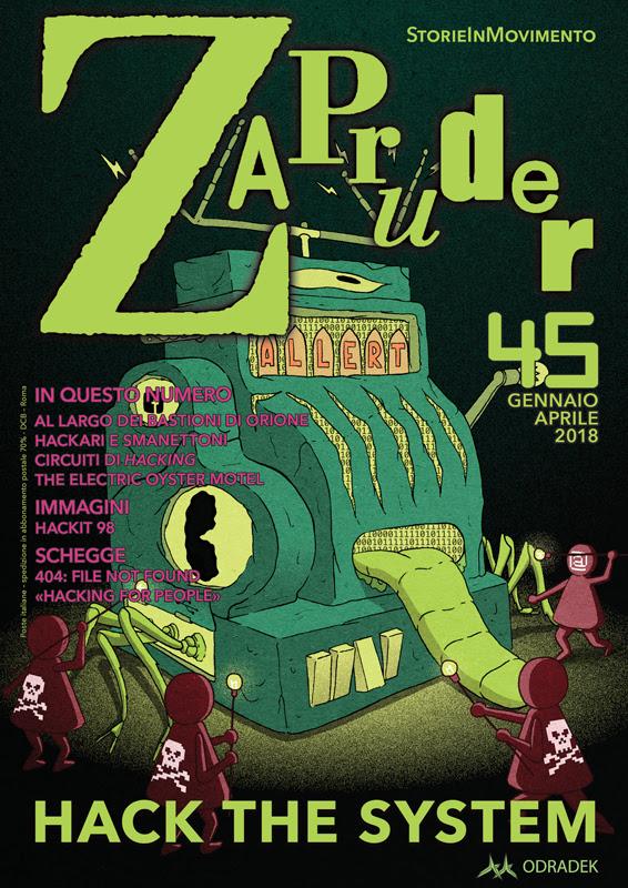 copertina Zapruder n. 45