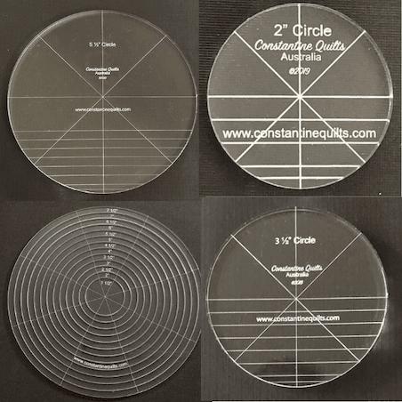 Circle Rulers