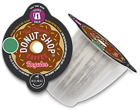 Green Mountain Donut Shop Keurig Kcarafe coffee