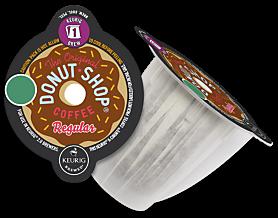 Green Mountain Donut Shop Keurig Kcarafe coffee