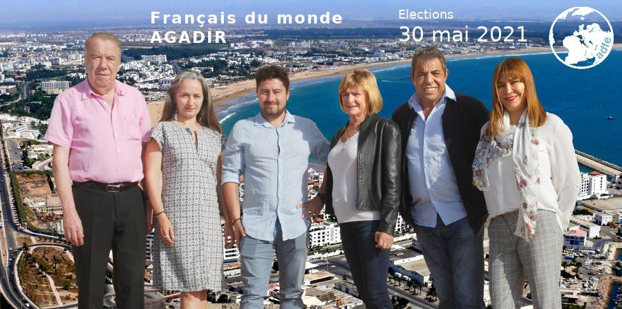 Elections Conseillers des Français de l'étranger - Agadir - Français du Monde