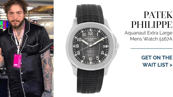 Aquanaut Extra Large Mens Watch