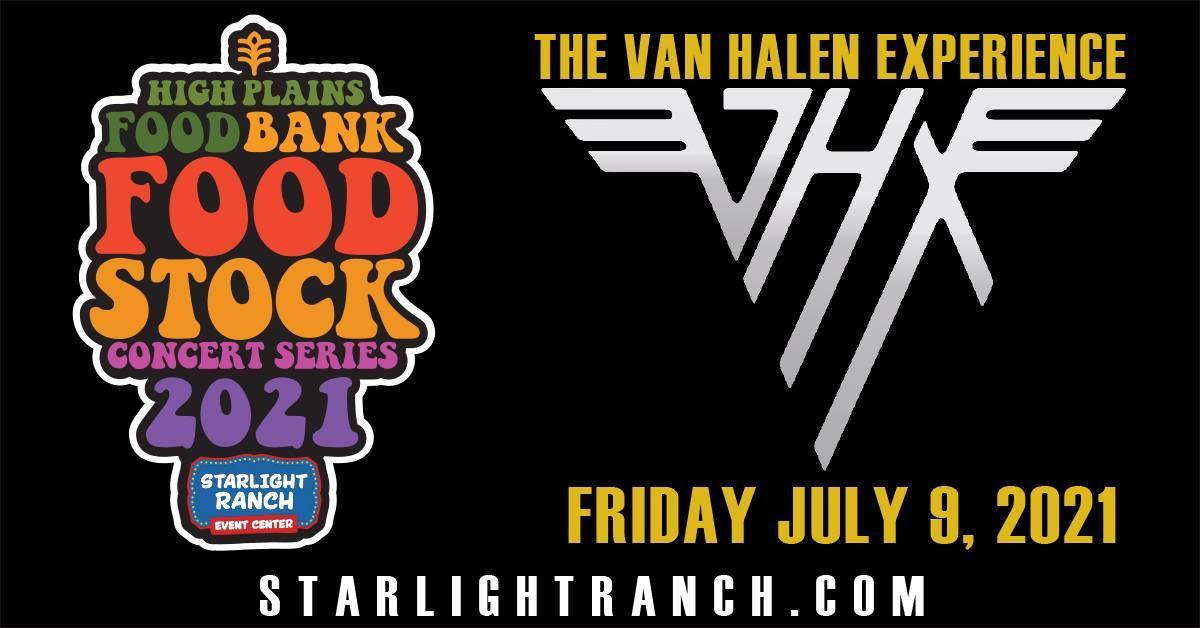 Starlight Ranch The Van Halen Experience @ Starlight Ranch