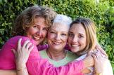Photo of 3 generations of women