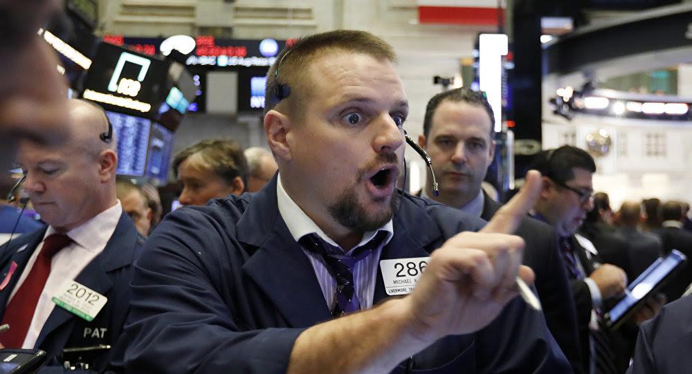 La bolsa de valores de Nueva York