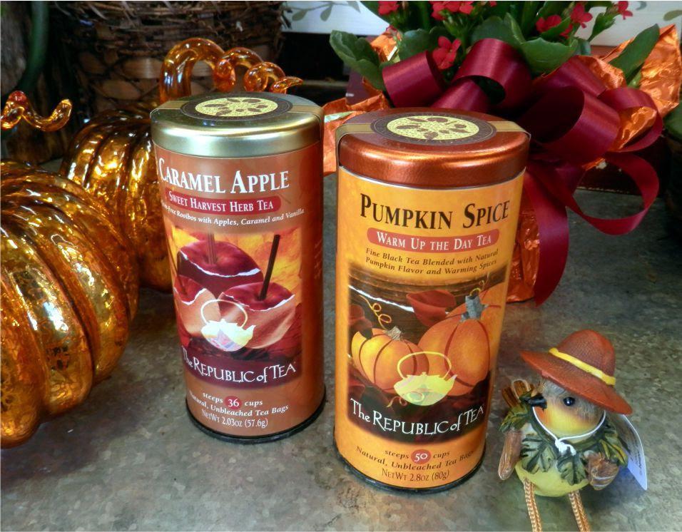 Fall Teas