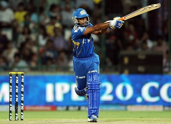 Ambati Rayudu made his T20I debut for India in the year 2014.