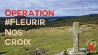 Opération Fleurir nos Croix pour le 15 août !