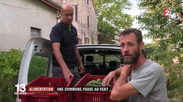Alimentation : une commune des Alpes-Maritimes passe au vert