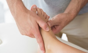 Up to 52% Off Reflexology at Joberson's Day Spa