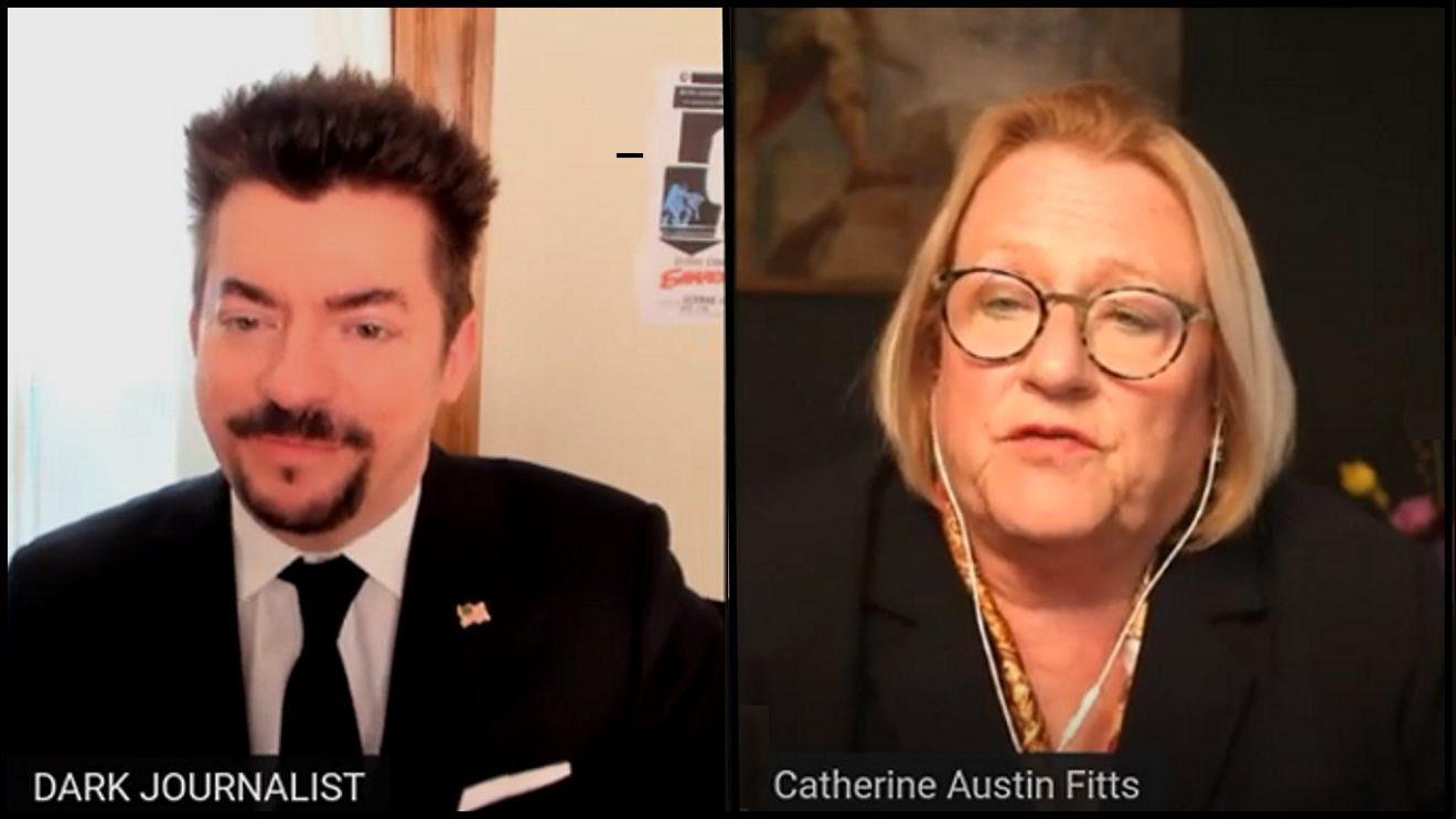 Whistleblower Catherine Austin Fitts w/ 'Dark Journalist' Daniel Liszt on the Central Banking Reset Plan Fitts-1320x743