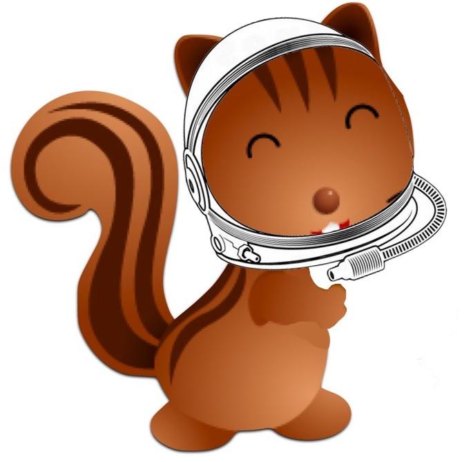 Chippie Astronaut